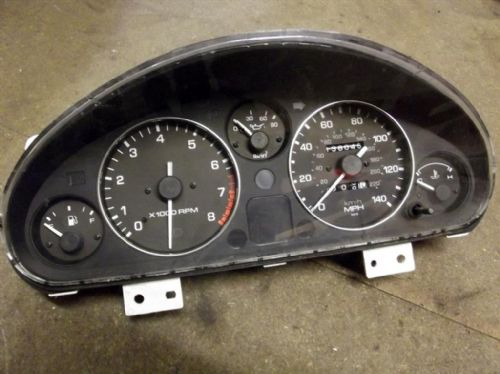 Instrument cluster panel, Mazda MX-5 mk1 NA10, mph, USED